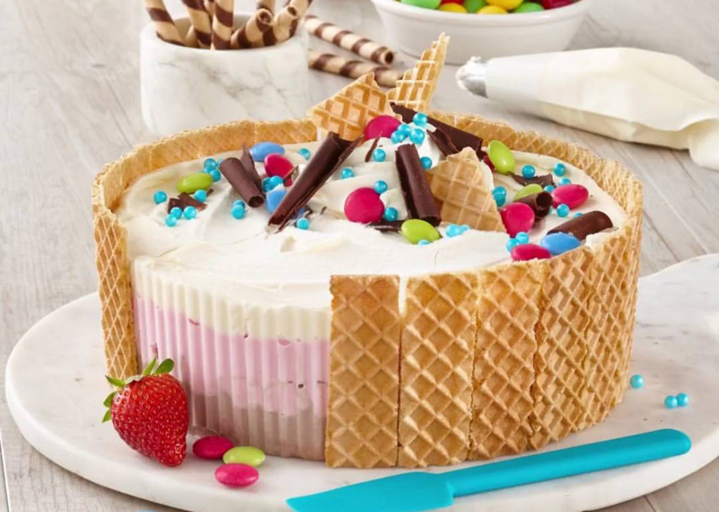 Food Safety Hazard Woolworths And Iga Recall Ice Cream Cake