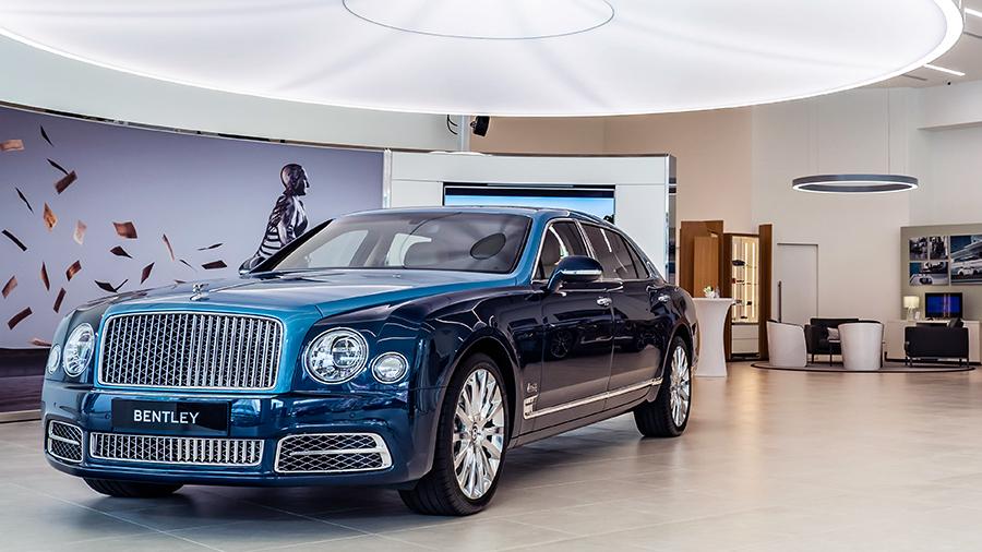 層峰豪華 致敬一世紀的經典 紀念Bentley Motors一百週年 限量車款登台亮相