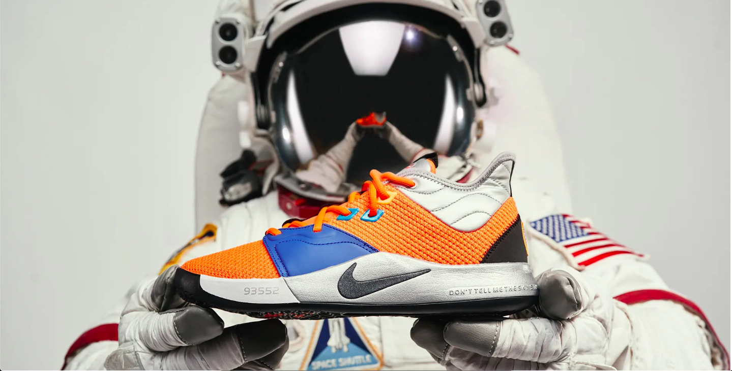 The sneakers inspired by Apollo 11 and the Moon landing