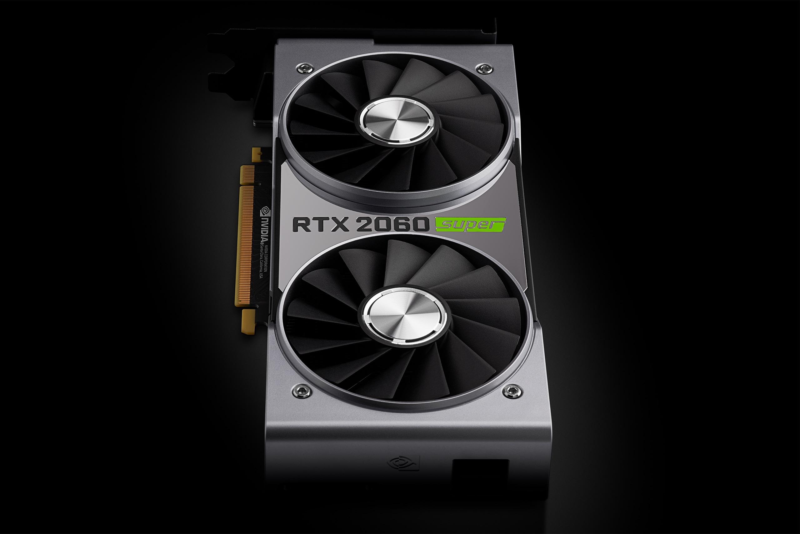 GeForce RTX 2060 Super image