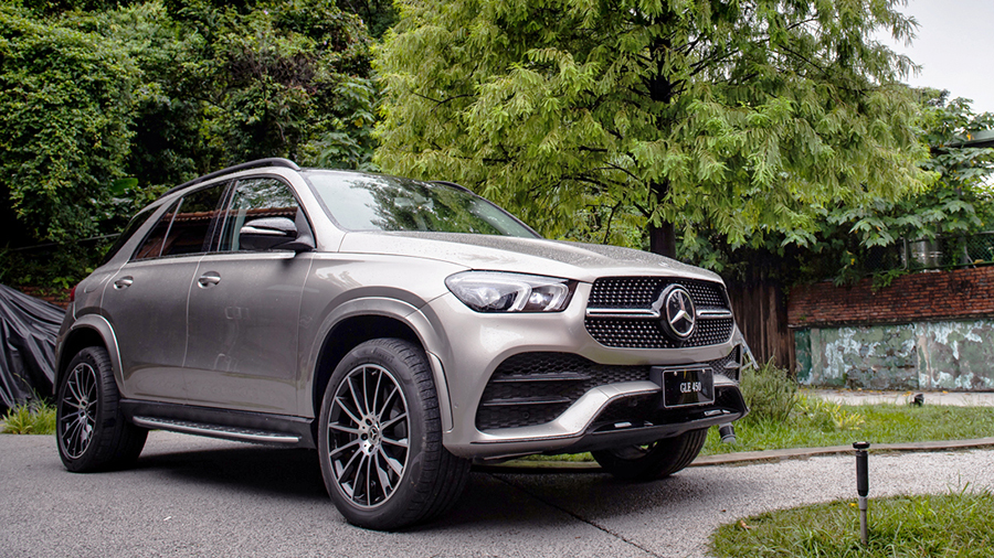 全力闖入豪華休旅市場 The new Mercedes-Benz GLE強勁亮相