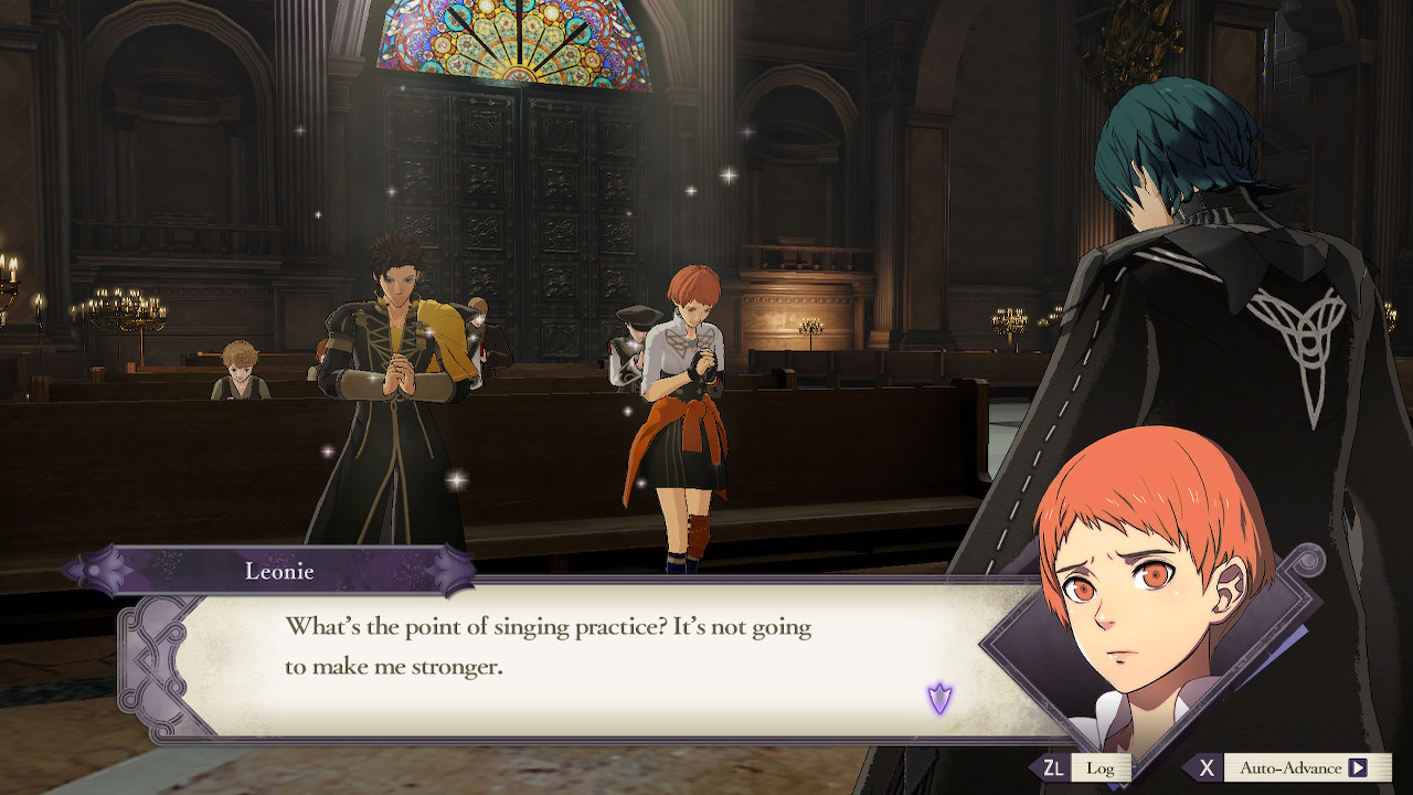Fire Emblem: Three Houses' is a slice of epic life