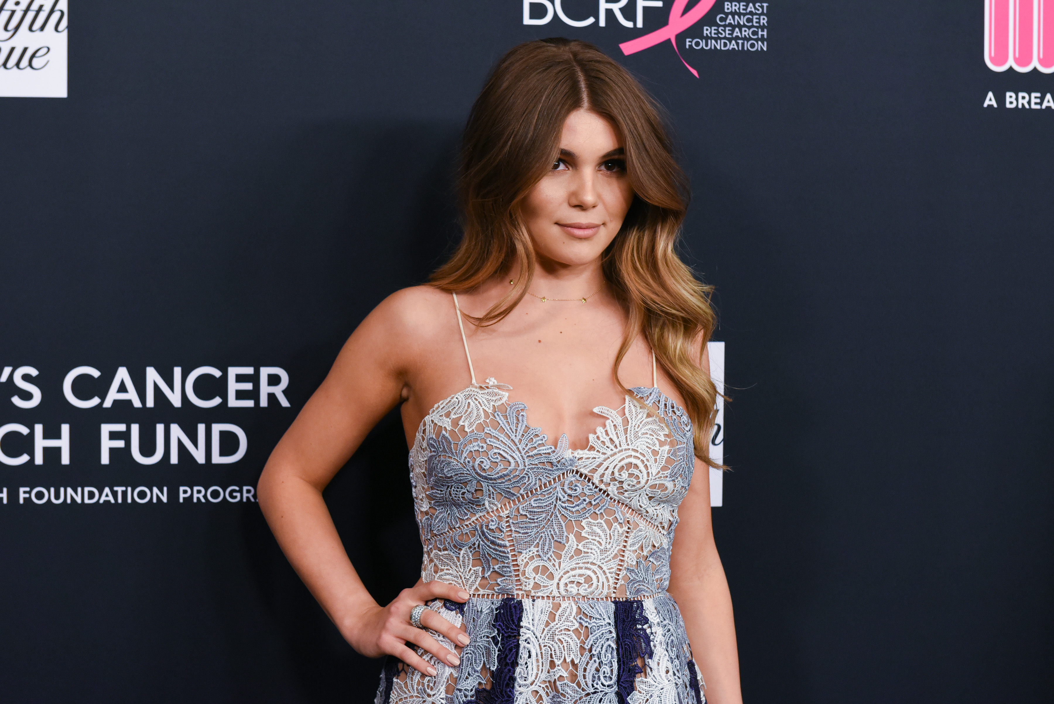 Olivia Jade returns to Instagram with a message for the media