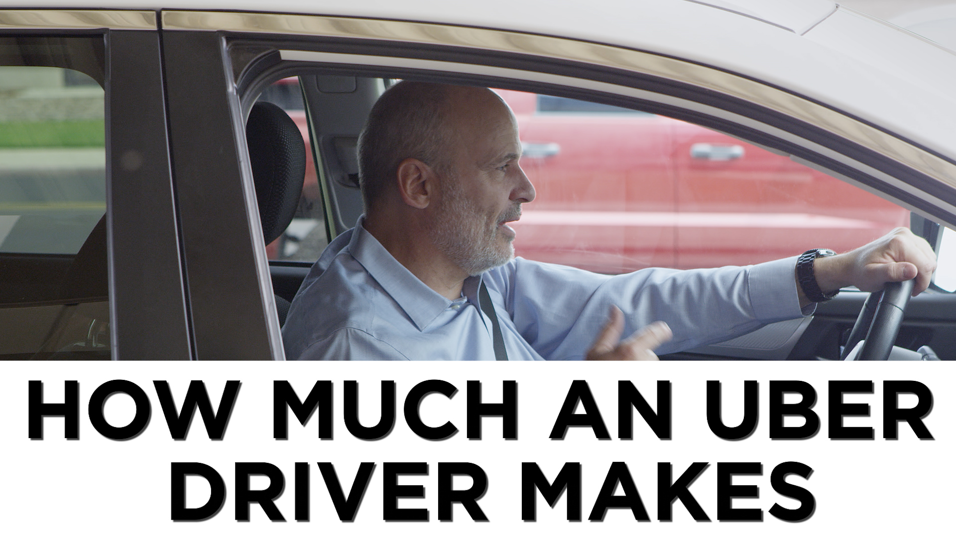How much an Uber driver makes