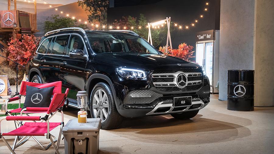 豪華SUV大軍齊發 Mercedes-Benz V-Class、GLS正式發表!