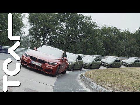 BMW Nurburgring 紐柏林北賽道特訓 -TCar