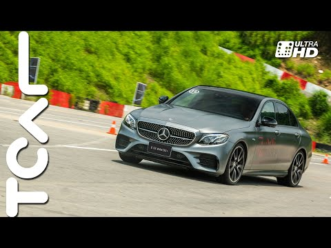 中堅份子的浪漫 Mercedes-AMG E53 4MATIC+ -TCar