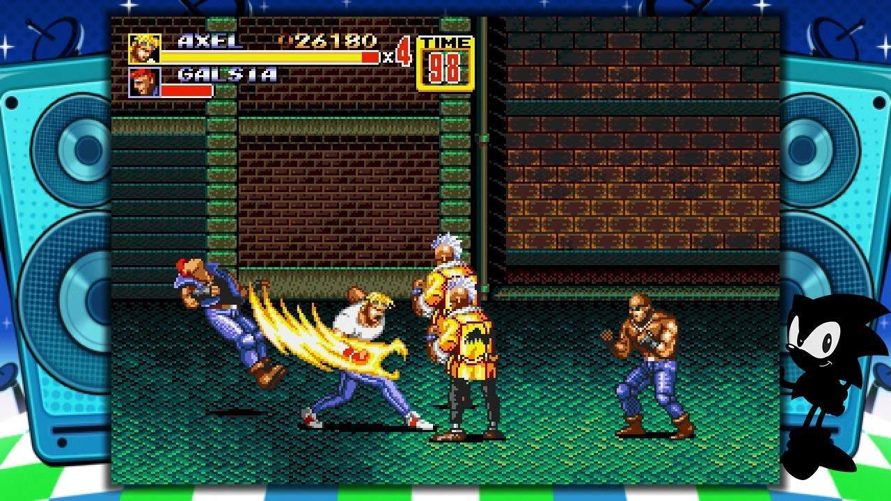 Streets of Rage {focus_keyword} Sega Genesis Mini review: The best mini console out there 3cadfbe0 d53c 11e9 ad7f 71588ce1f4ca