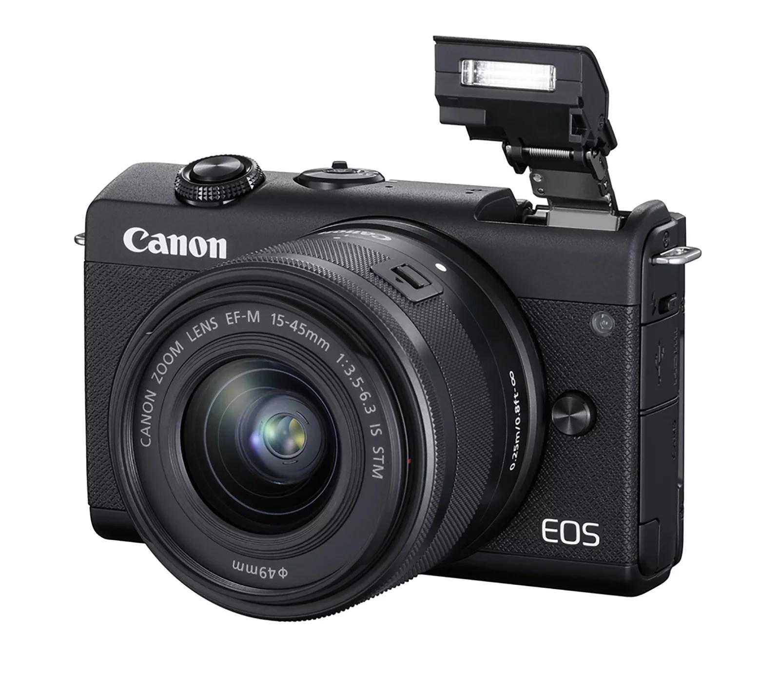 EOS M200 image