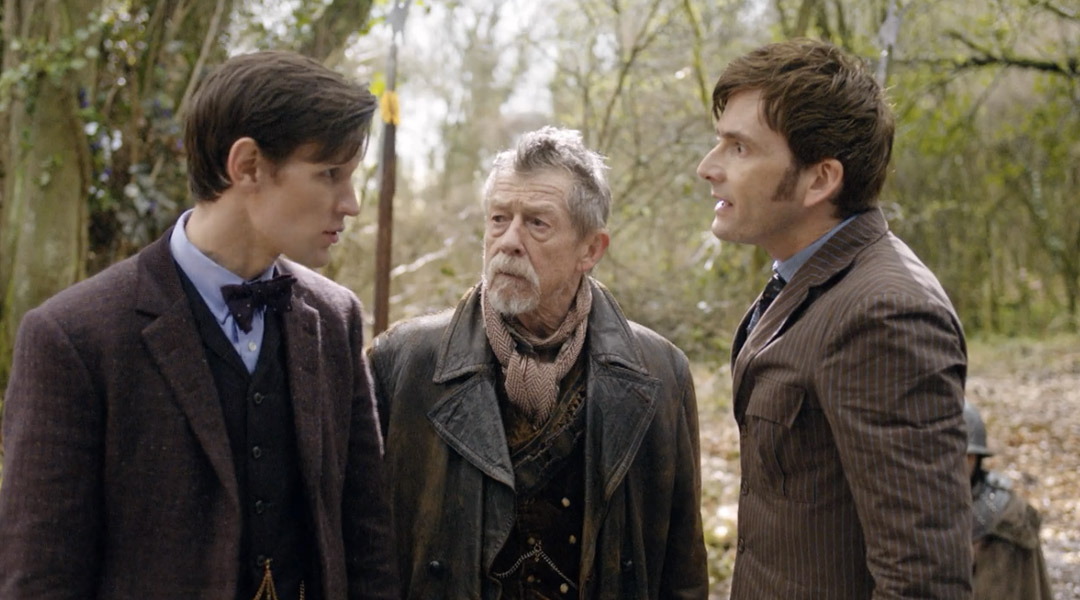 The War Doctor recast for new 'Doctor Who' audio series