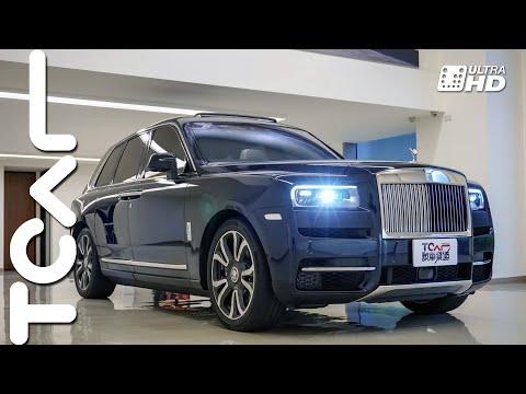SUV王者降臨Rolls Royce Cullinan 新車試駕 -TCar