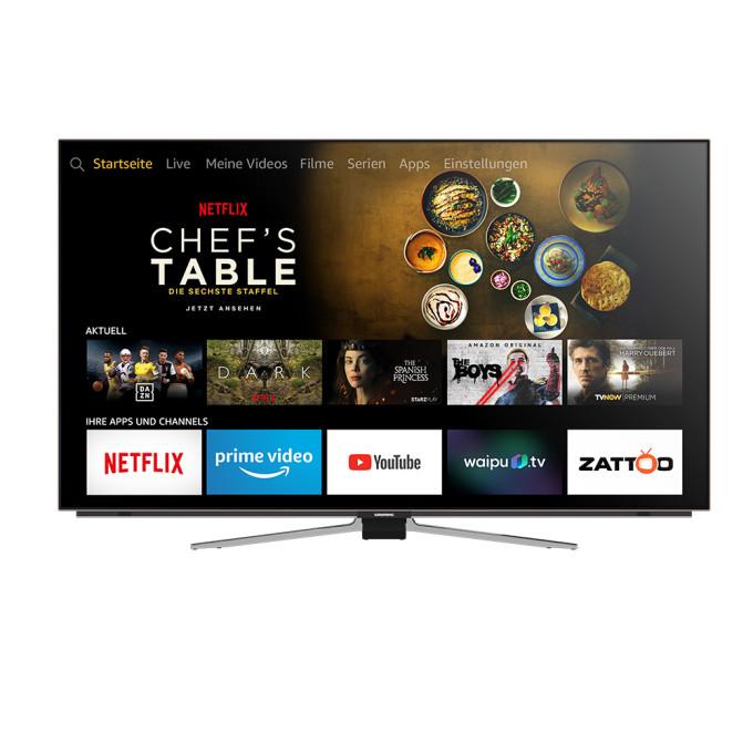 Grundig OLED TV image