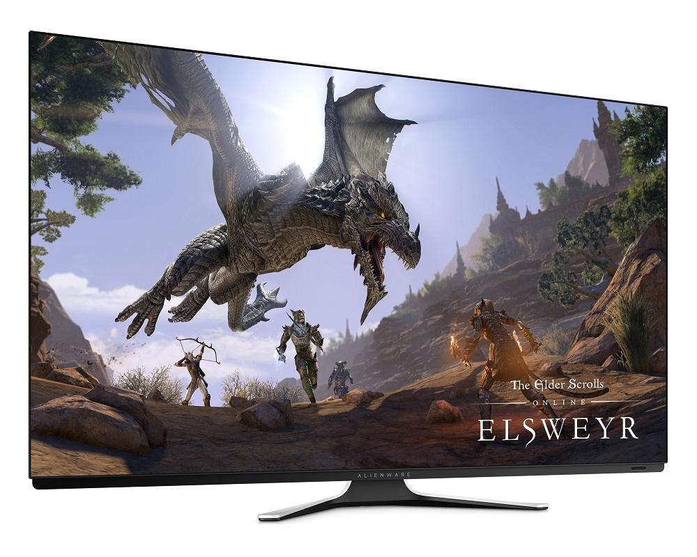 55 OLED Gaming Monitor image