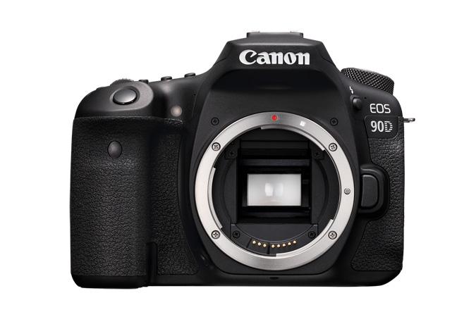 EOS 90D  image