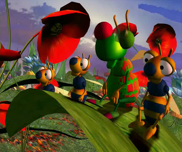 Insektors screenshot
