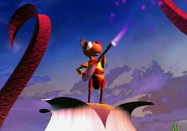 Insektors Episode 1 screenshot enhanced