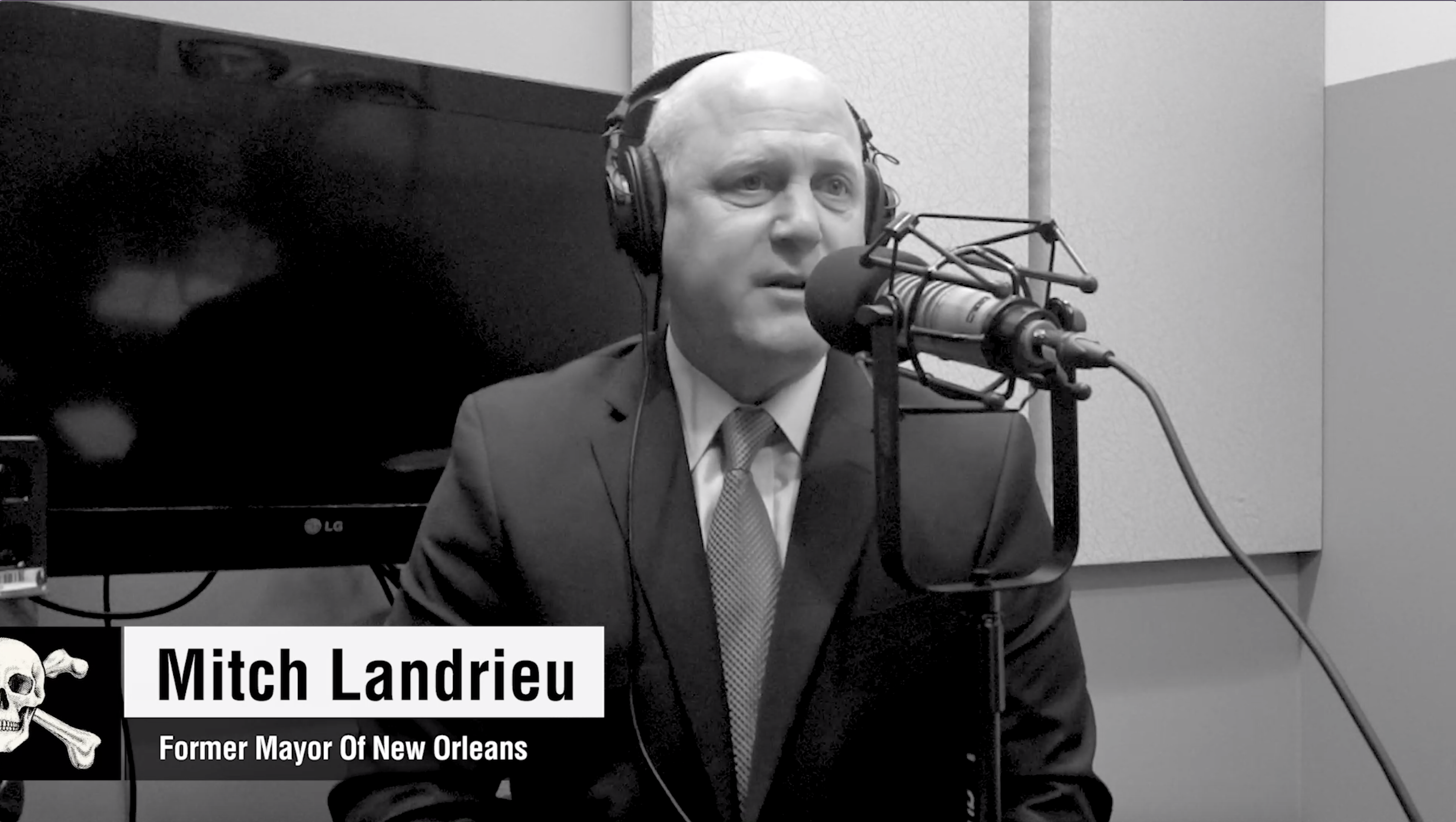 Former New Orleans Mayor Mitch Landrieu says impeachment inquiry has now risen to a level of a substantial case that can be made