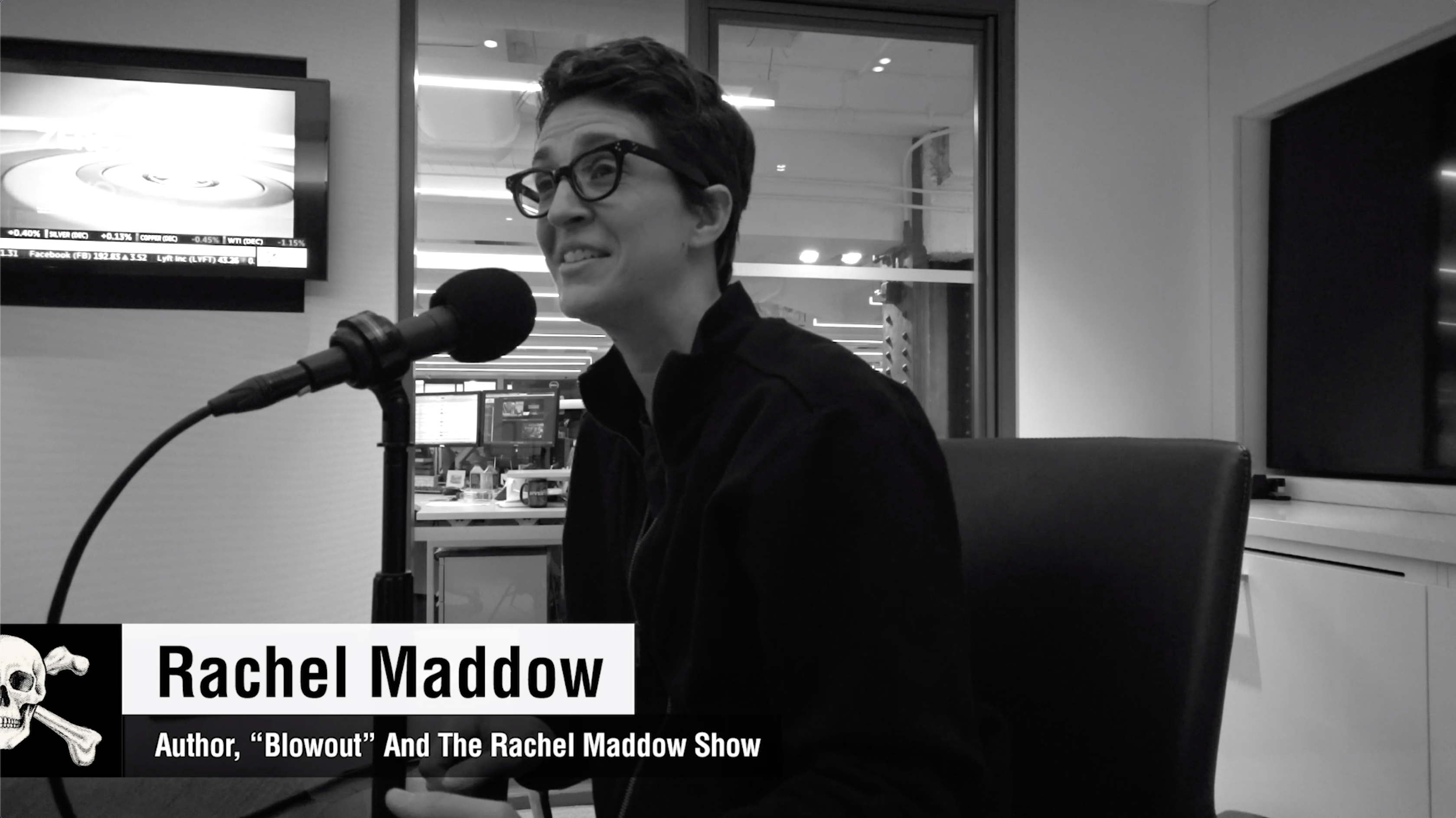 Rachel Maddow on President Trump: 'He did ask China to investigate Biden too'