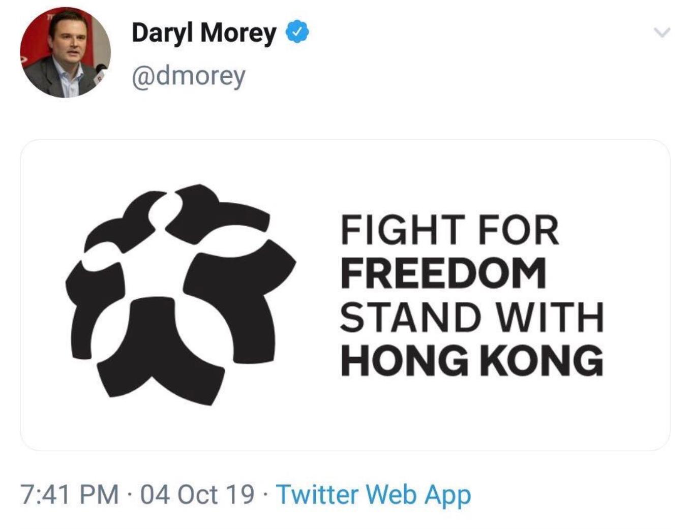 Daryl Morey mess: NBA caves to China because of money