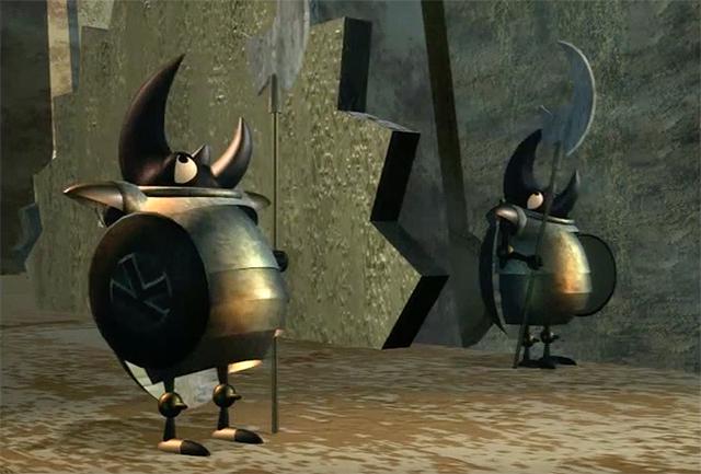 Insektors guard screenshot
