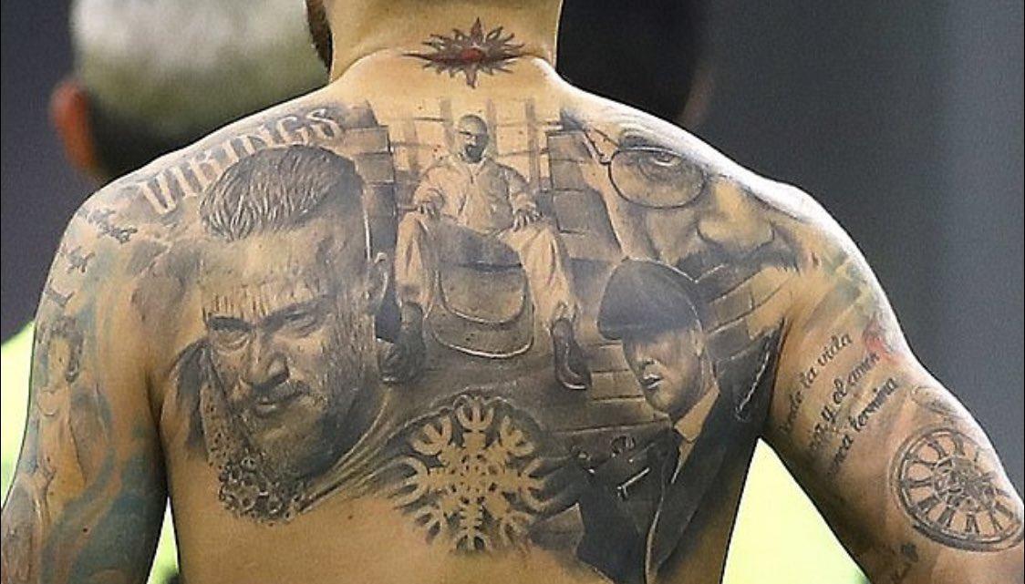 mauro betting tatuagem palmeiras e