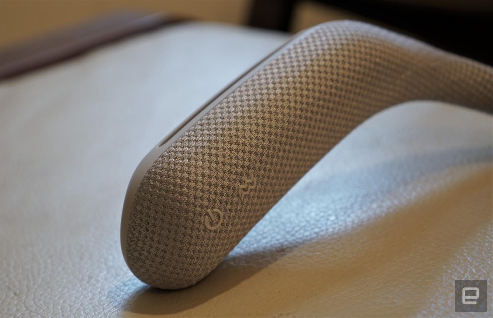 Sony Immersive Wearable Speaker