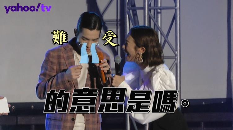 蕭敬騰救援A-Lin被趕下台 李宗盛腰力很好老婆幸福
