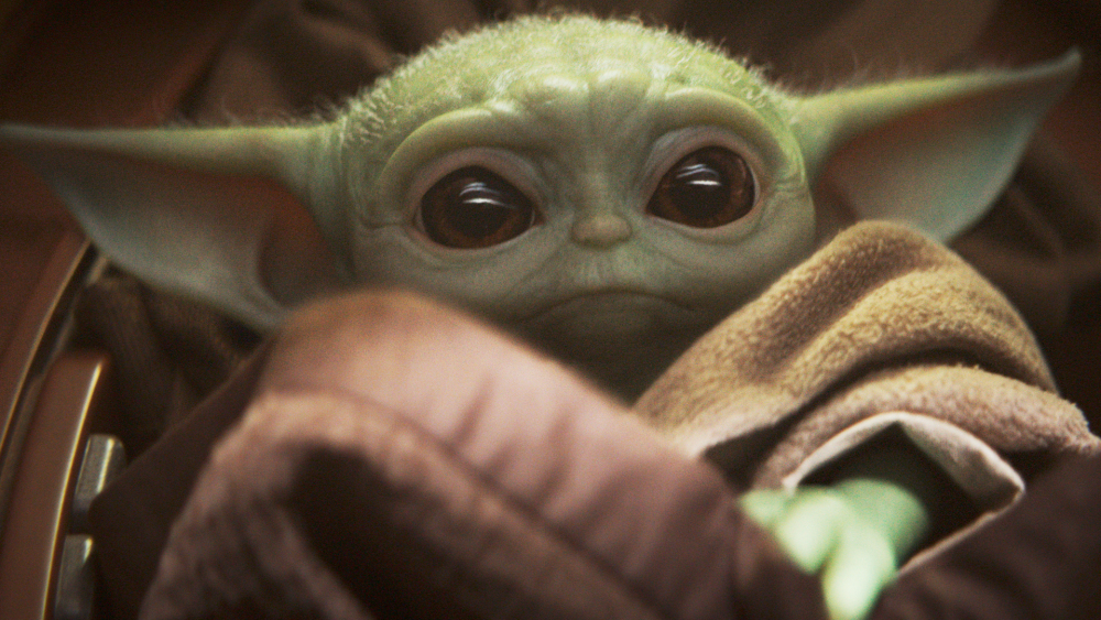 Confusion Grows Over New Baby Yoda Gifs