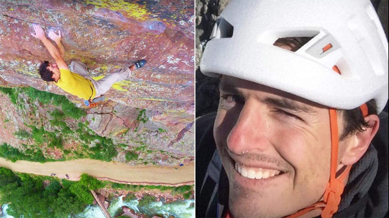 Climber death rock Accomplished free