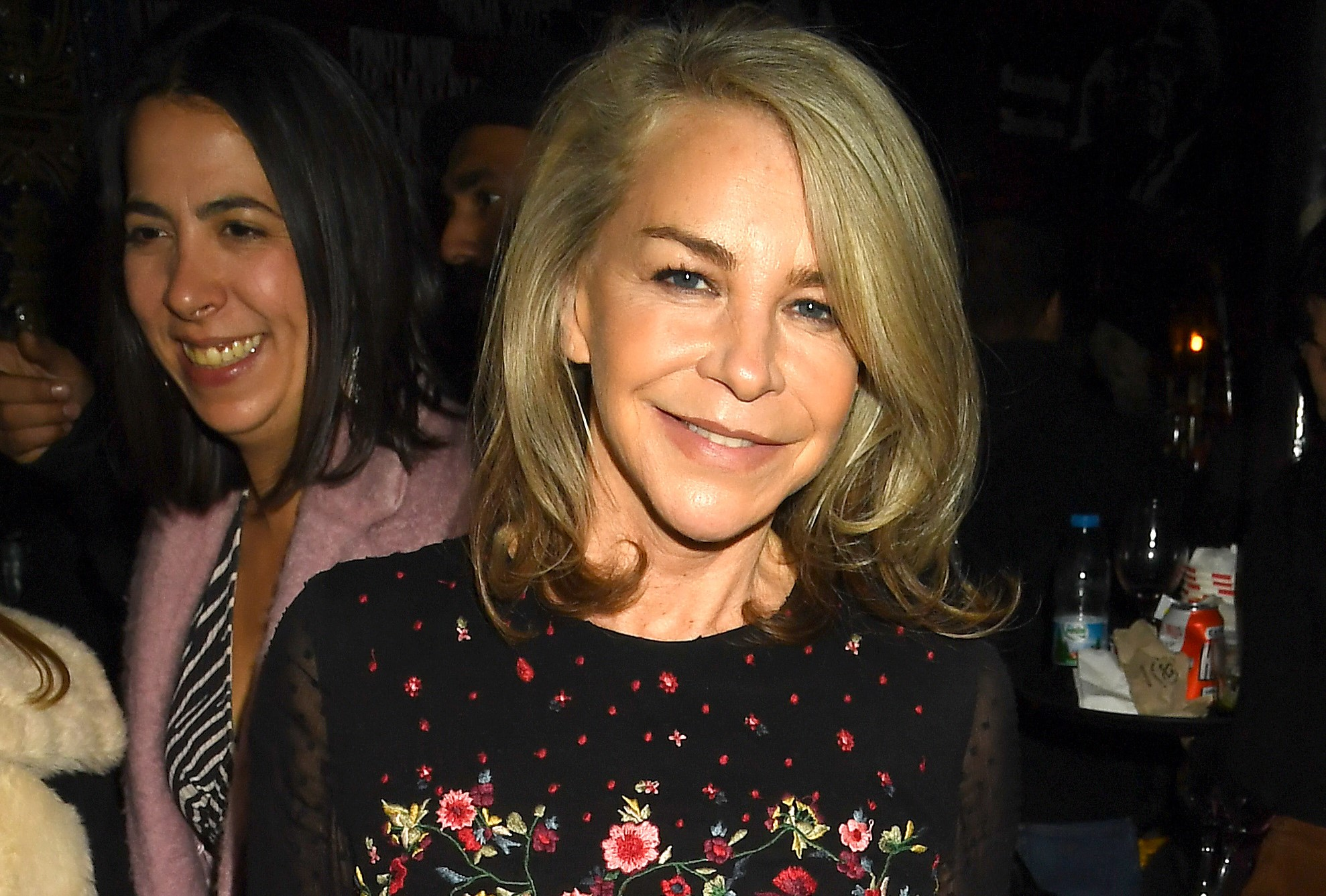 Leslie Ash, 61, 'scared' to look after grandson because spine condition limits her mobility