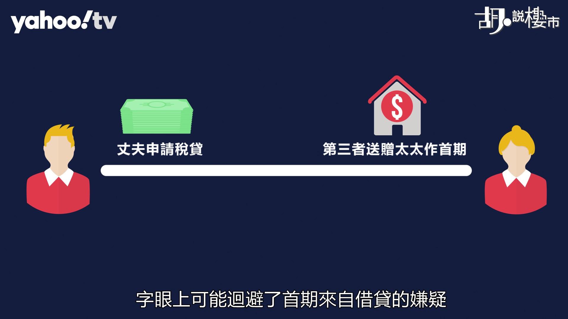 【胡.說樓市】上車唔夠錢 借稅貸做首期可行嗎?
