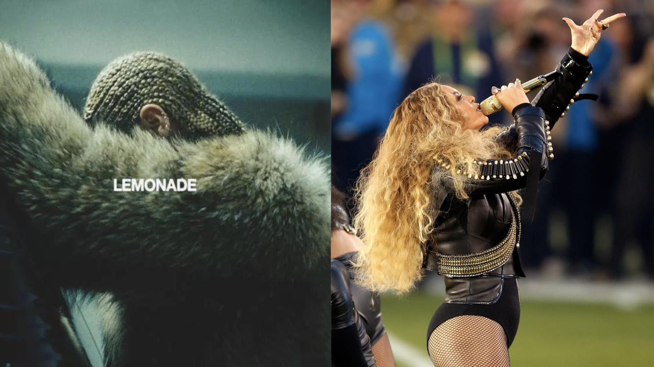"Beyoncé releases ""Lemonade,"" performs ""Formation"" at Super Bowl"
