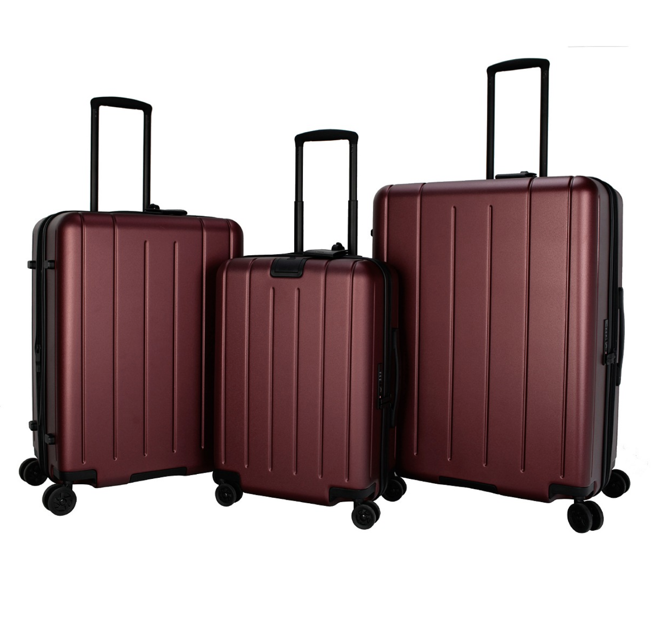 Trips hardside luggage set