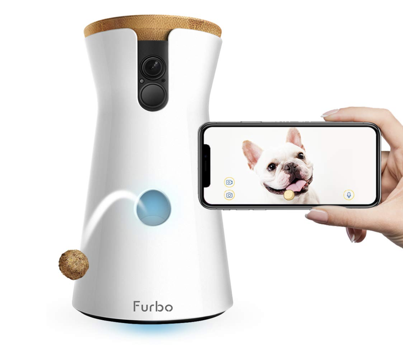 Furbo Dog Camera and Treat Tosser