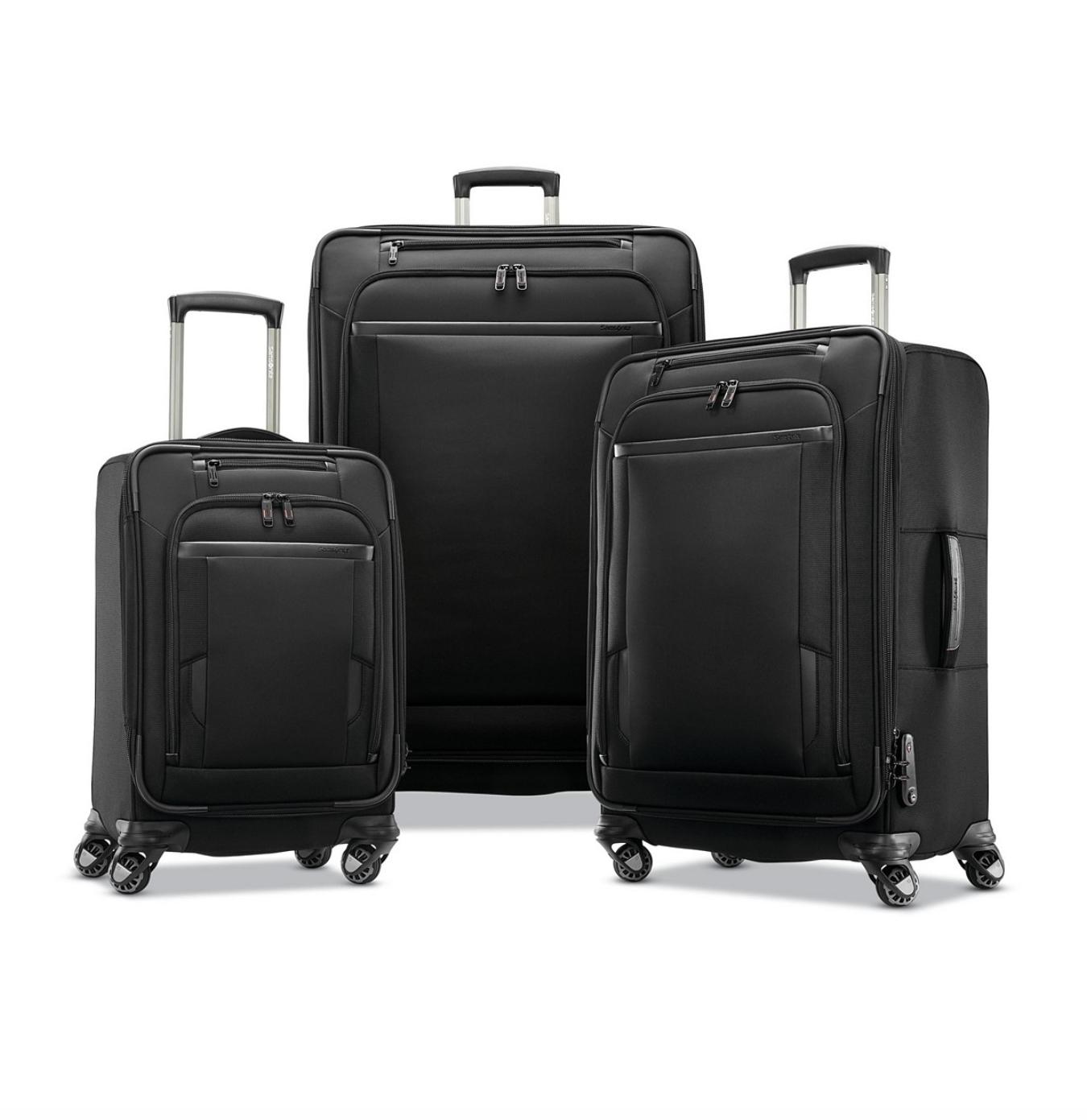 Samsonite Pro Travel Softside Luggage Set
