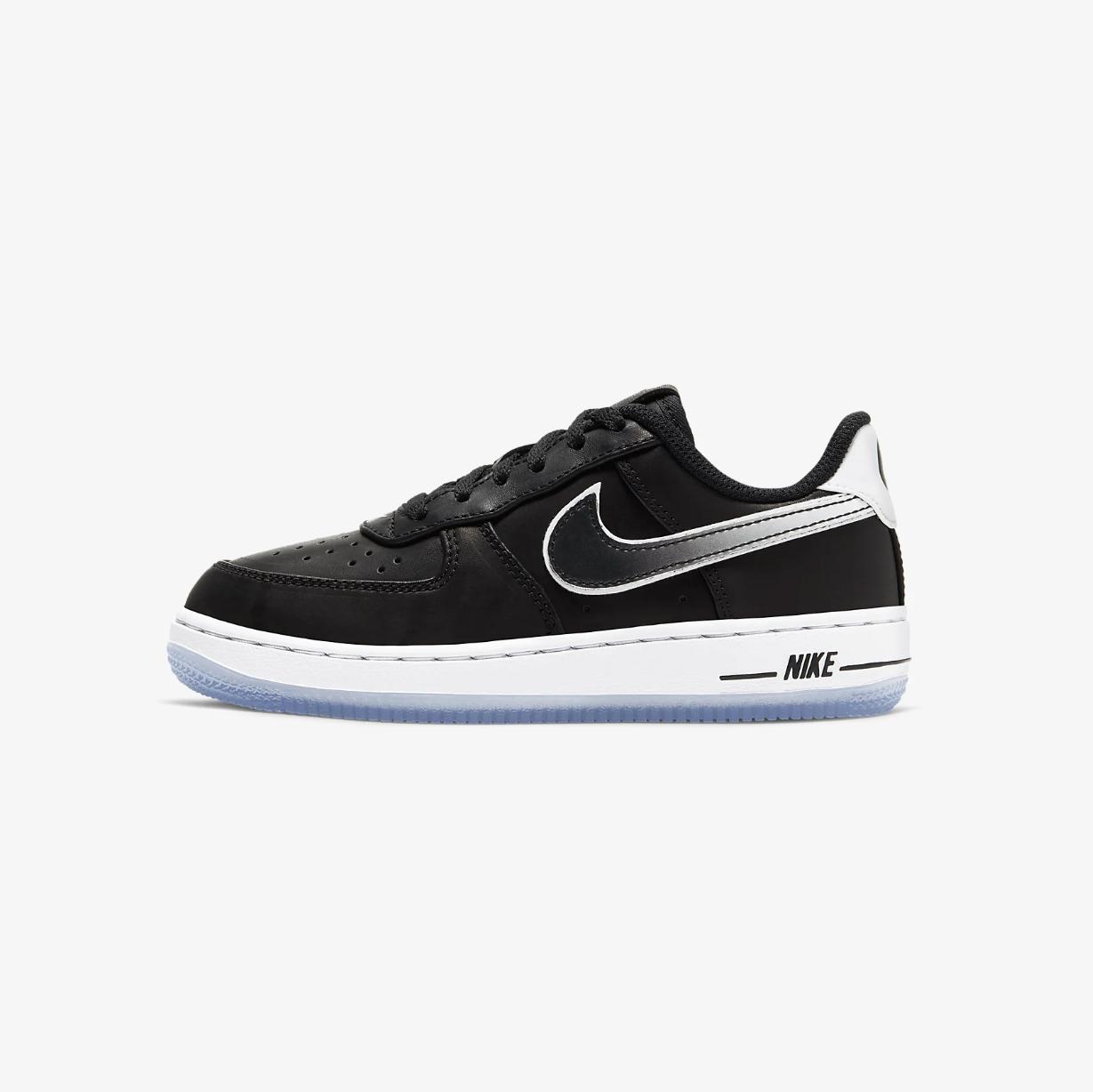 Nike Air Force 1 '07 x Colin Kaepernick little kids' shoe