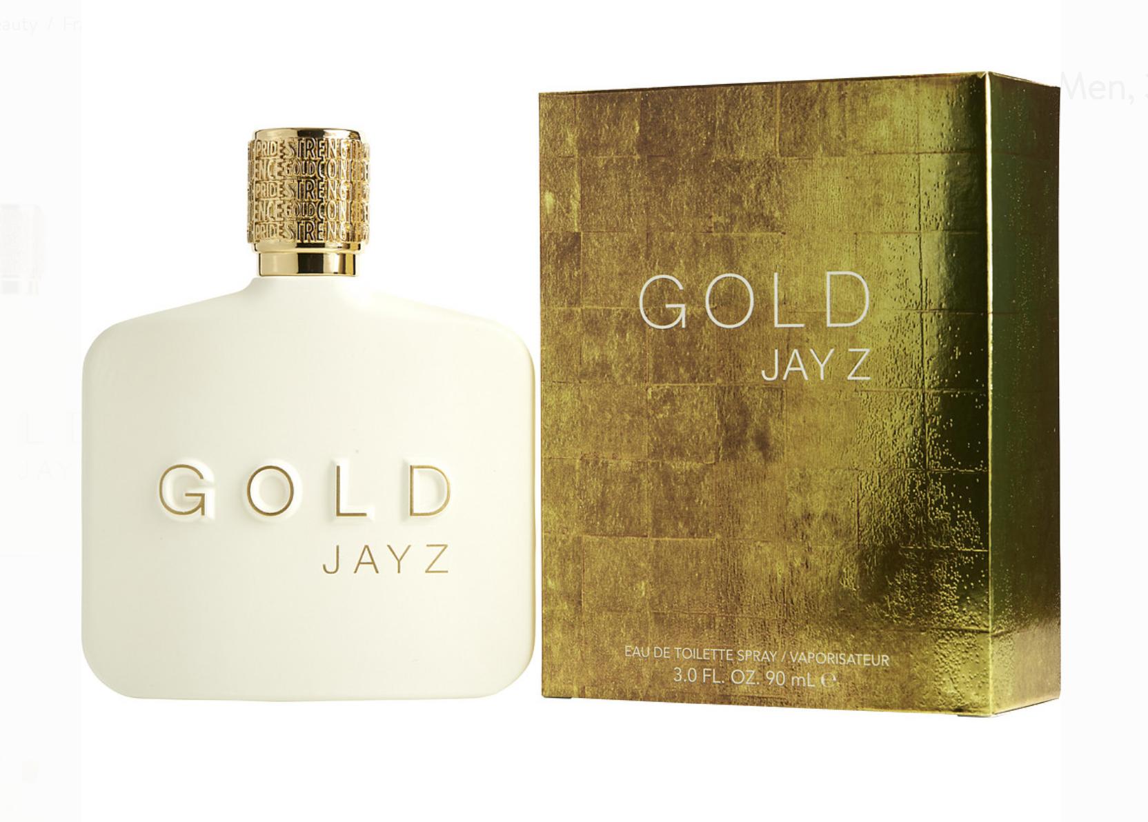 Jay-Z Gold