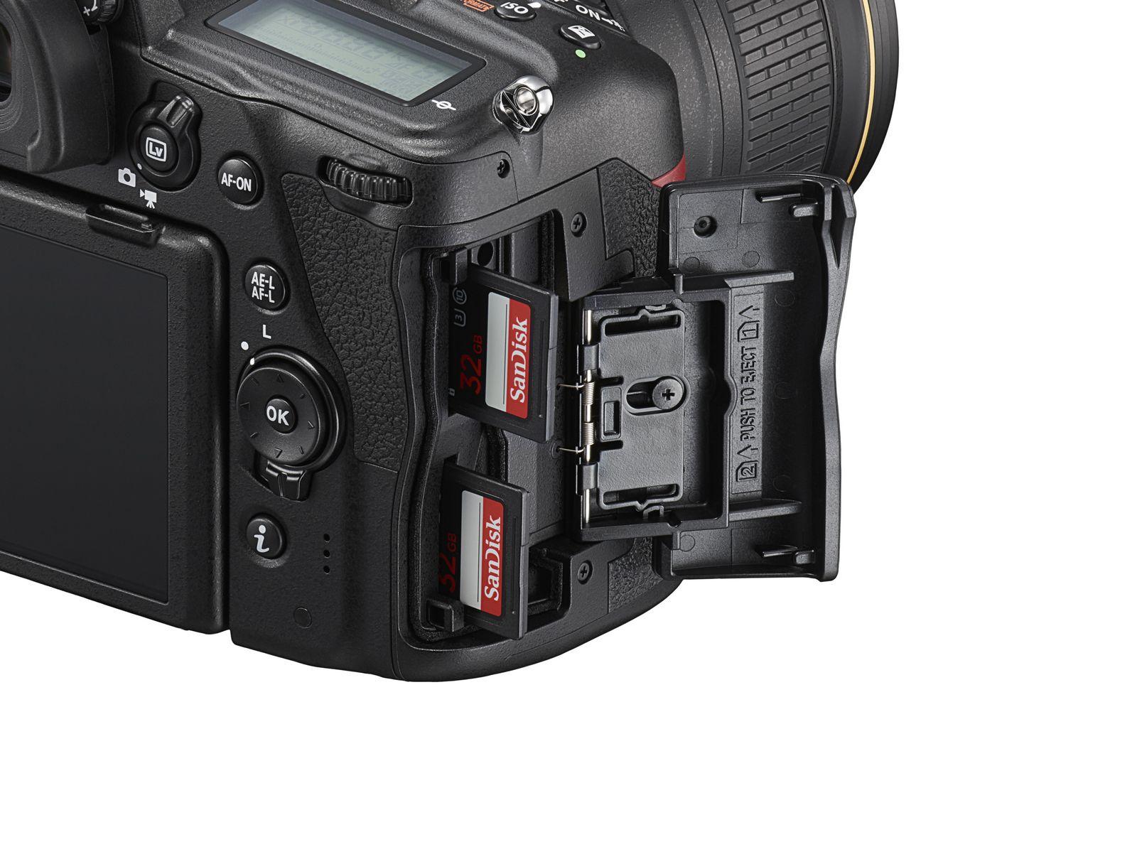 Nikon D780 DSLR 4K video