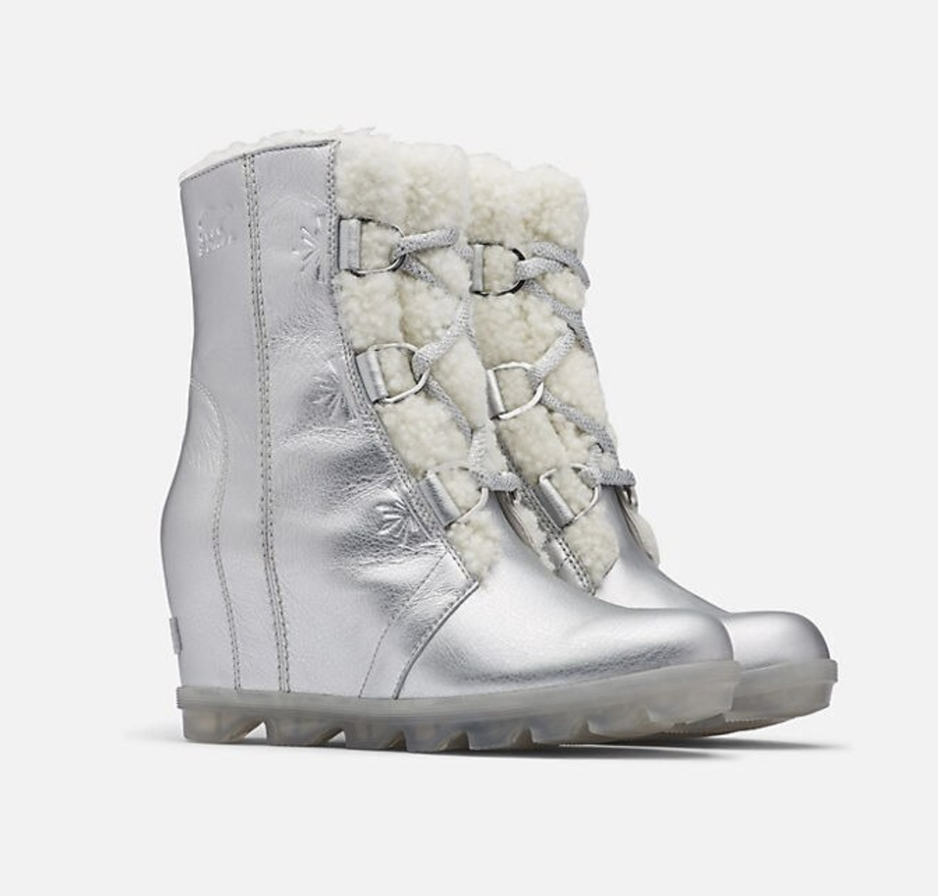 Disney x Sorel Joan of Arctic Frozen 2 wedge