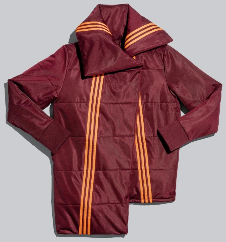 Adidas x Ivy Park Asymmetrical Coat