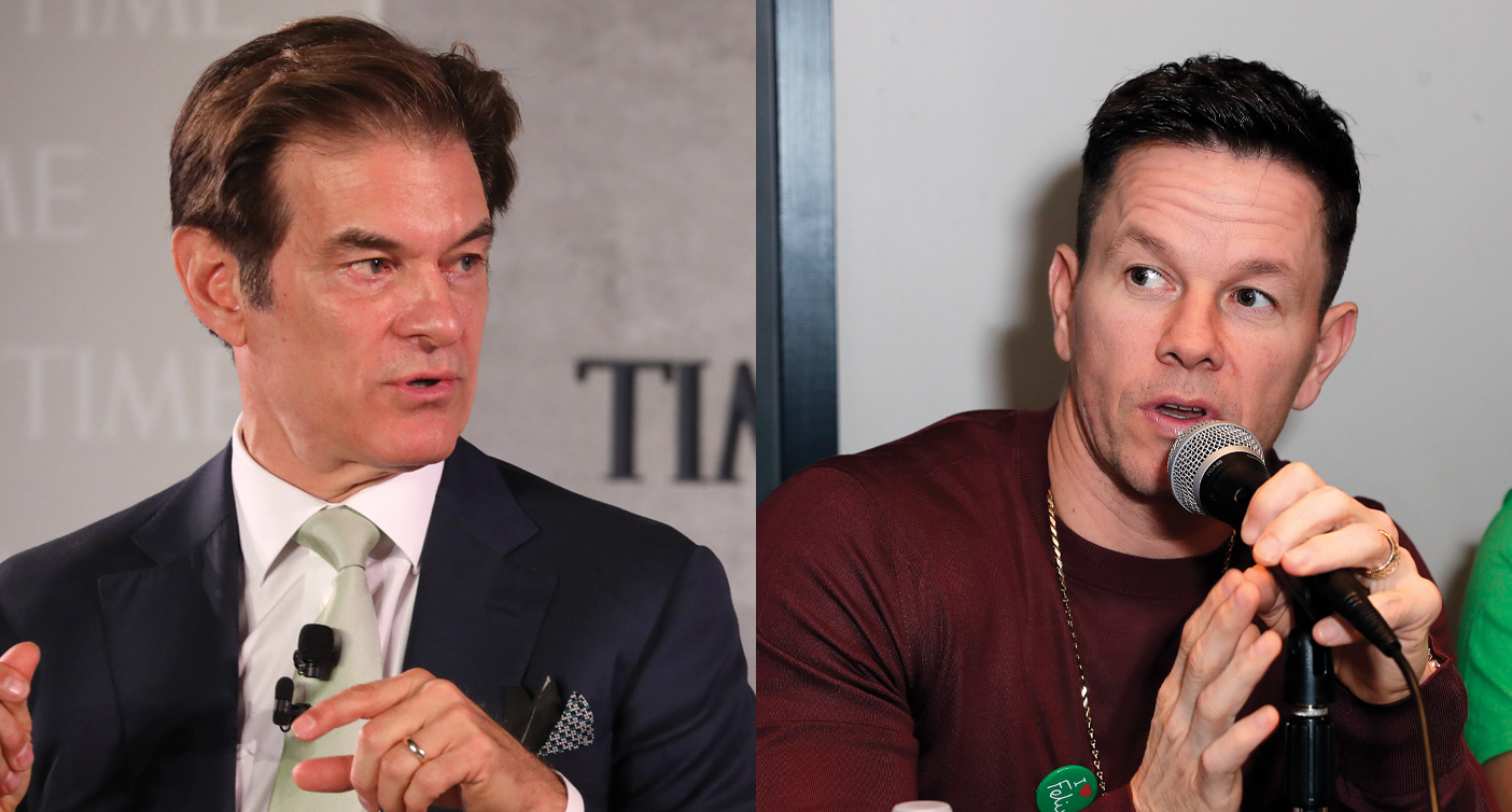 Dr Oz And Mark Wahlberg Feud Over Whether People Should Eat Breakfast