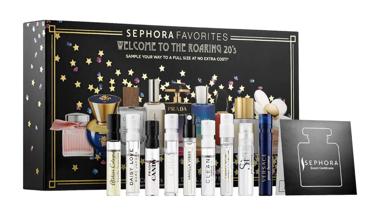 Sephora Favorites New Year's Perfume Sampler Set