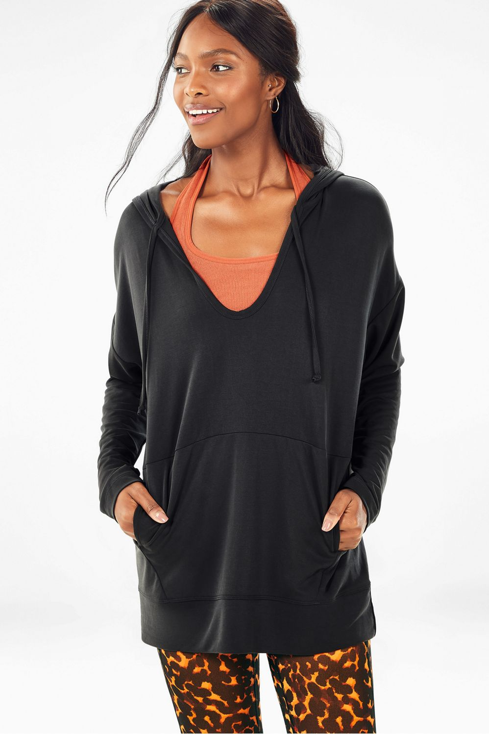 Athena Hooded Pullover II