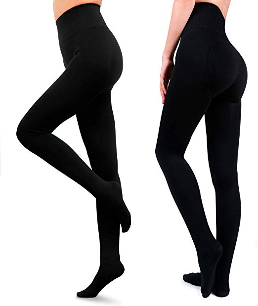 These Flattering 20 Fleece Lined Pantyhose Will Keep You