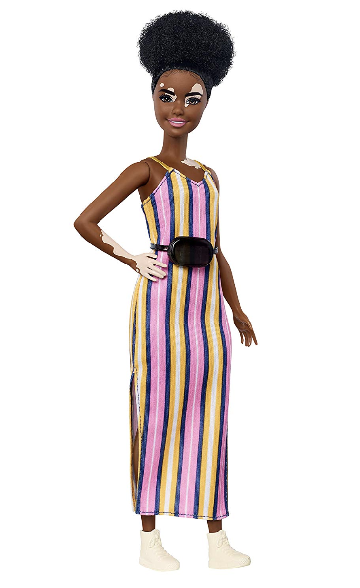 Barbie Fashionistas Stripes Fashion Doll