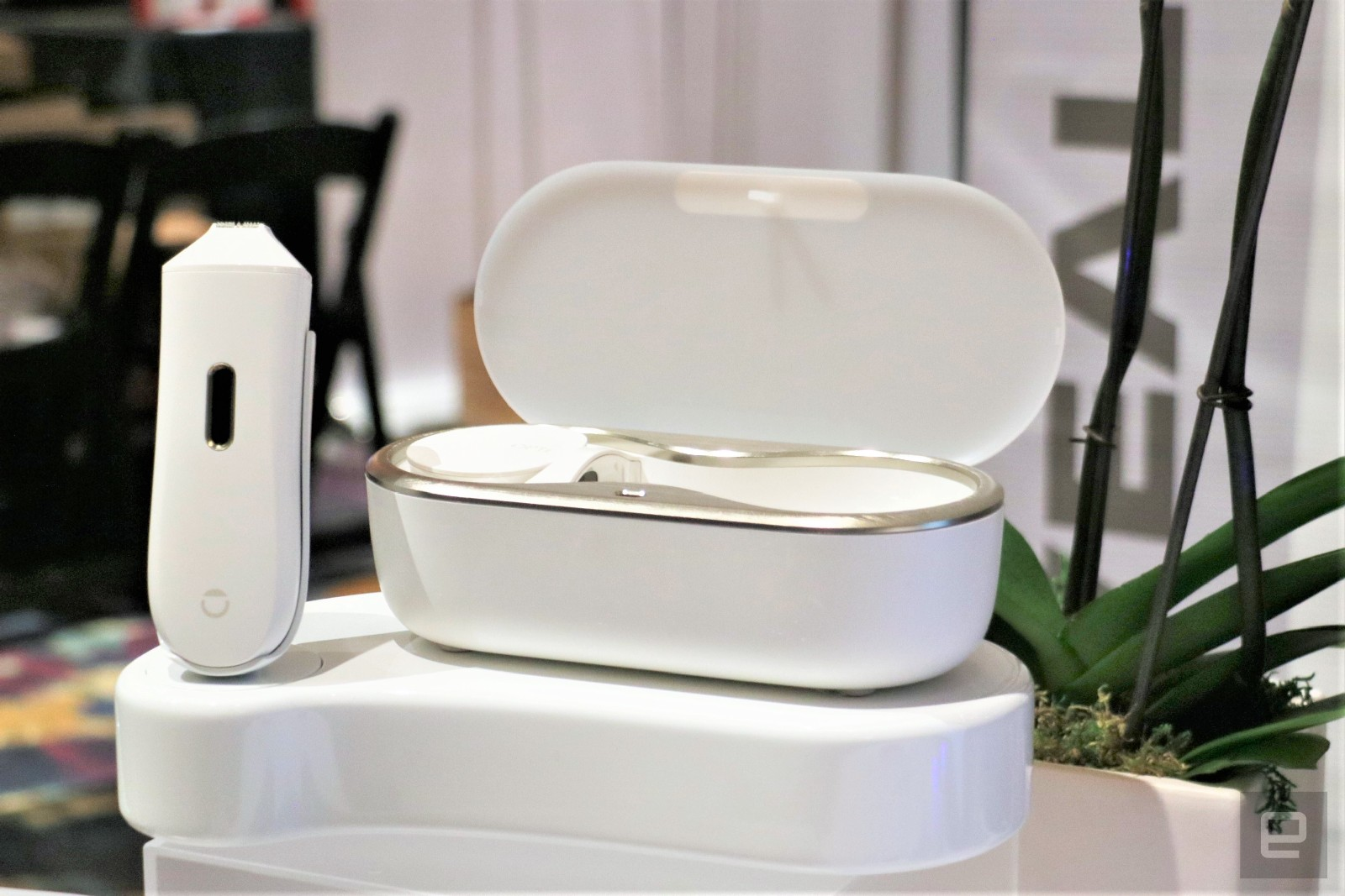 Opte Precision Skincare hands-on at CES 2020
