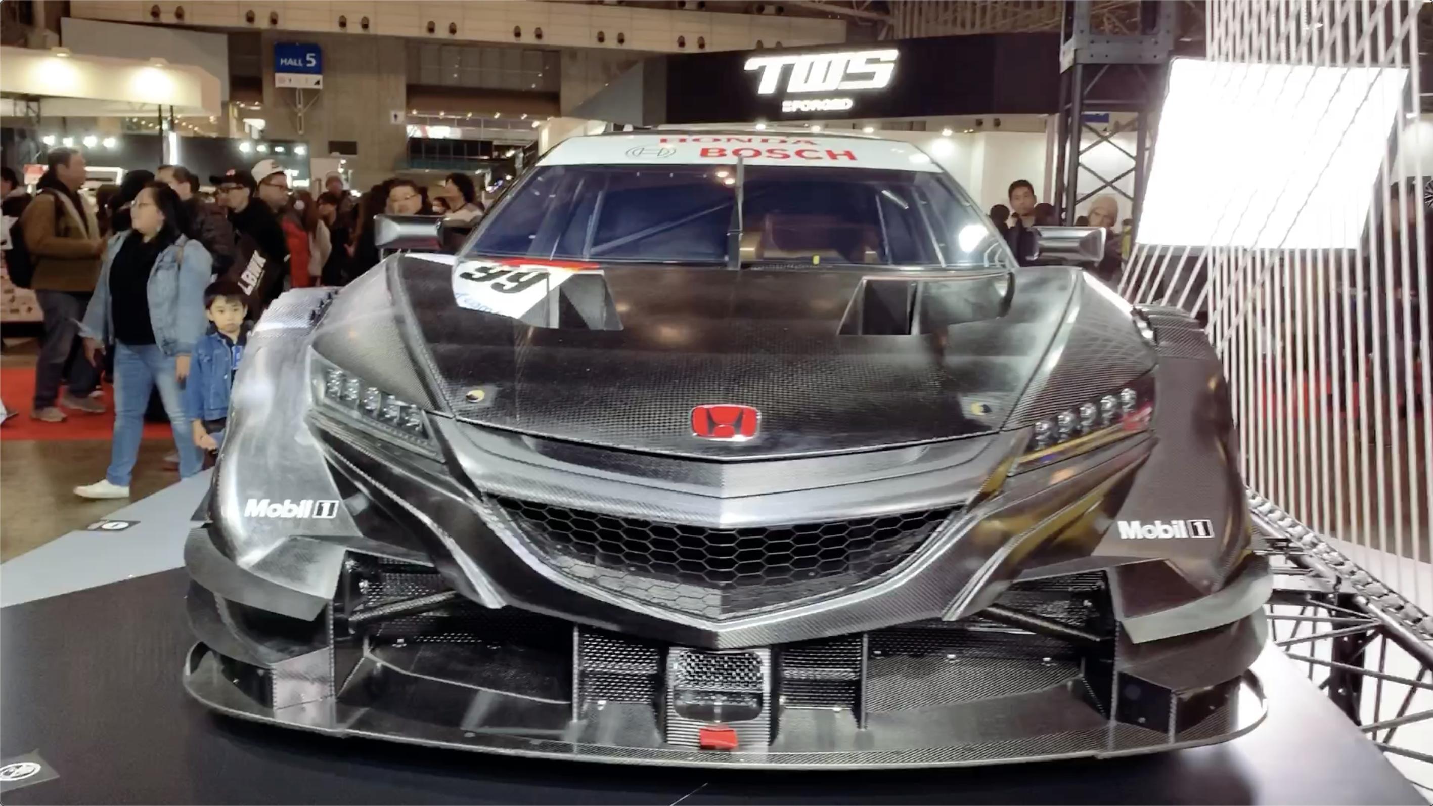 【展場直擊】Ming Ming帶你看2020東京改裝車展!