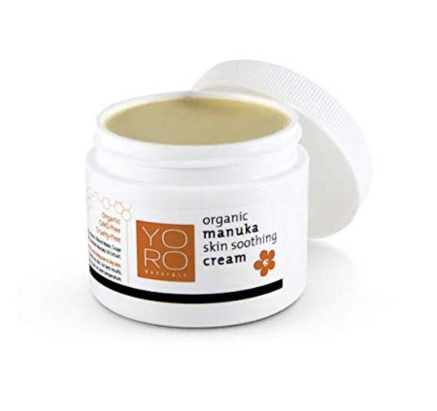 YoRo Naturals Organic Manuka Skin Soothing Cream