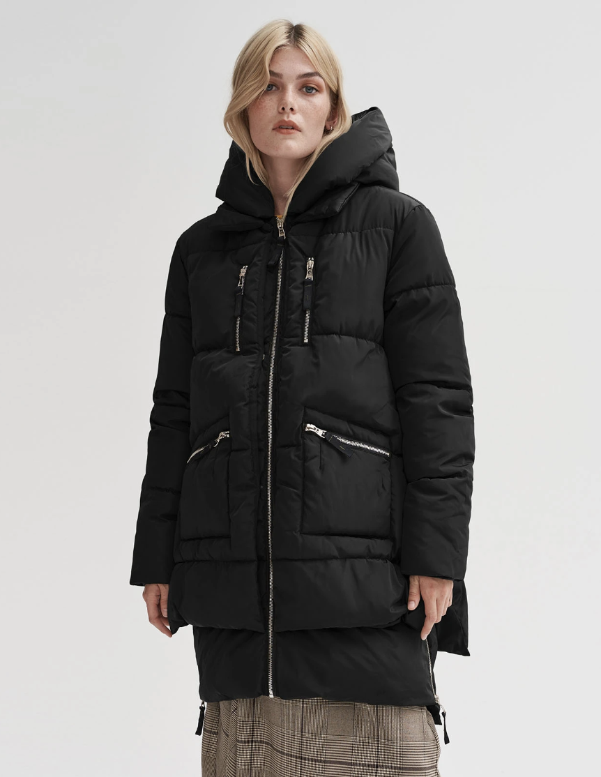 Noize Billie Oversized Parka