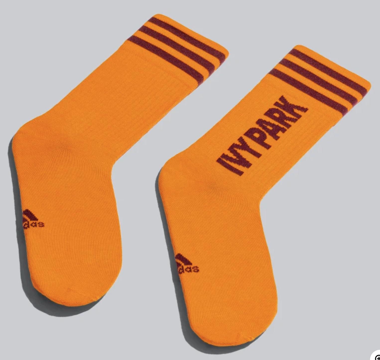 Adidas x Ivy Park Logo Socks (3 Pairs)